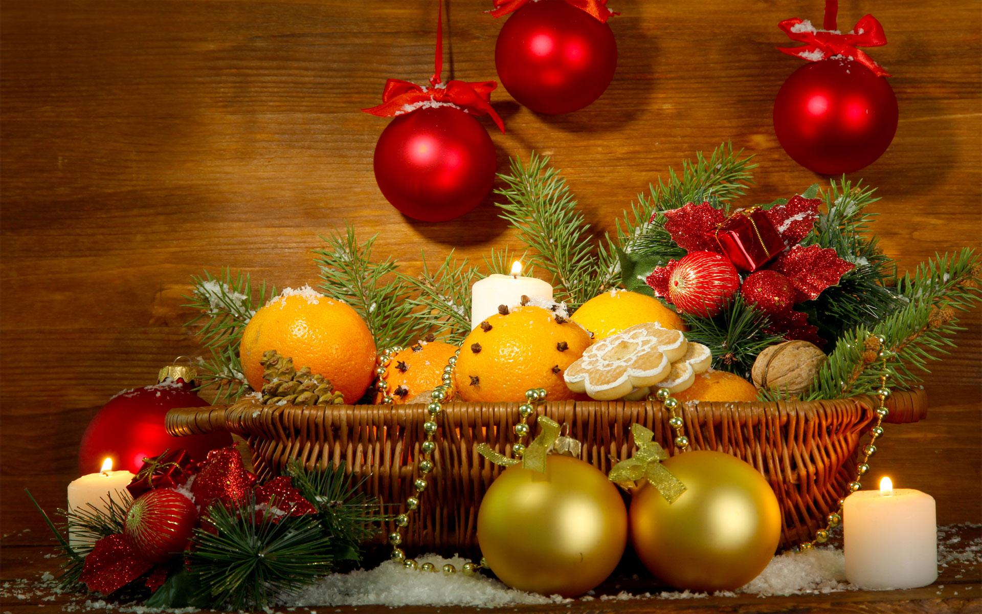 Háttérképek: karácsony, karácsonyi tájak, díszek, gyertyák ...
